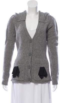 By Malene Birger Knit Long Sleeve Cardigan