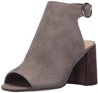 Nine West Women's GODANCE Suede Heeled Sandal