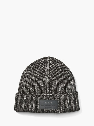 Cotton Wool Knit Hat $50 thestylecure.com