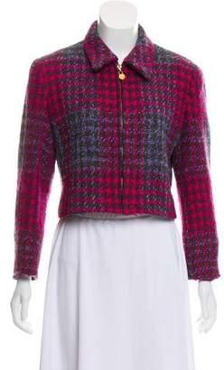 Burberry Vintage Wool Jacket