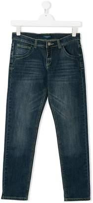 Aston Martin Kids TEEN stonewashed jeans