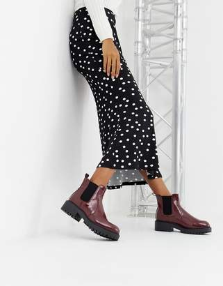 New Look Chunky Chelsea Flat Boot