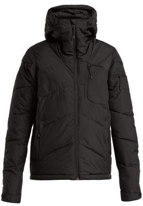 Peak Performance Winterplace Quilted Ski Jacket - Womens - Black