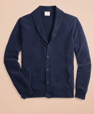 Brooks Brothers Shawl-Collar Cardigan
