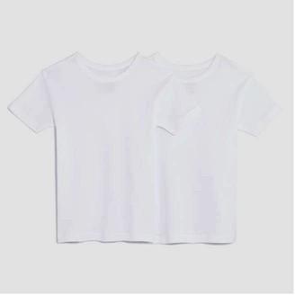 Joe Fresh Kid Boys' 2 Pack Undershirt Tees