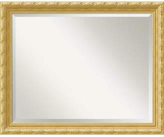 Amanti Art Versailles 32x26 Bathroom Mirror