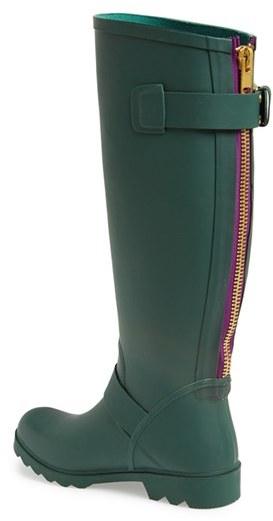 Steve Madden 'Dreench' Rain Boot (Women) 5