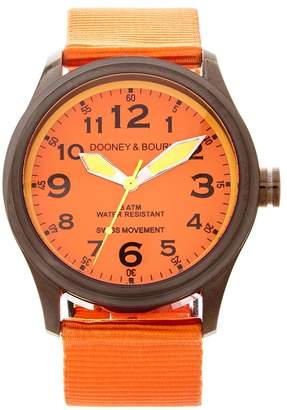 Dooney & Bourke Watches Mariner Watch