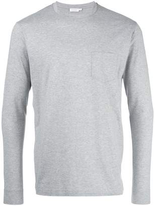 Sunspel plain sweatshirt