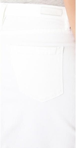 Blank Pencil Skirt