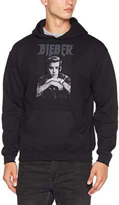 Justin Bieber Offical Printed Hoodie,XX-Large