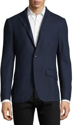 Etro Textured Jersey Sport Coat