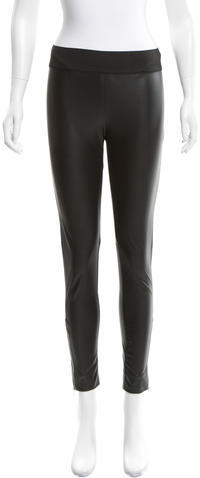 Stella McCartney Stella McCartney Vegan Leather Leggings