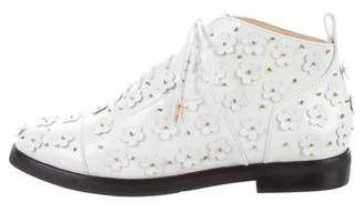 Isa Tapia Winston Floral Booties w/ Tags
