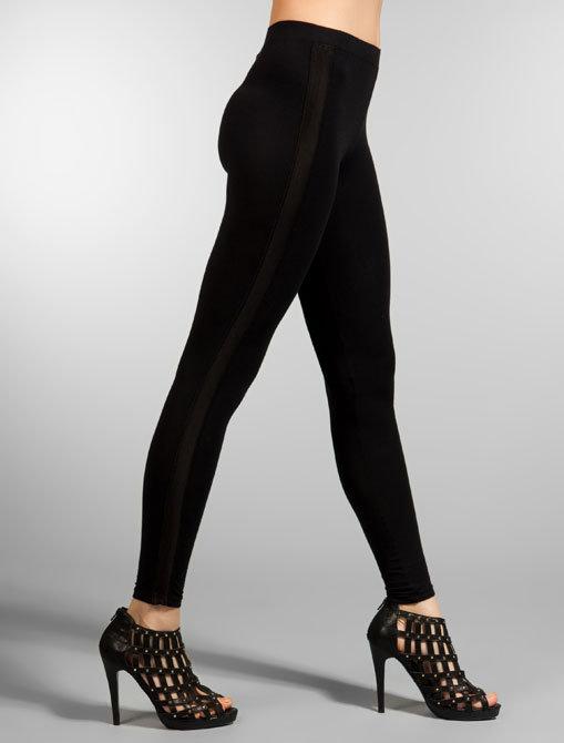 Splendid Modal Jersey Tuxedo Leggings