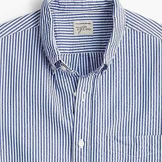J.Crew Short-sleeve shirt in seersucker