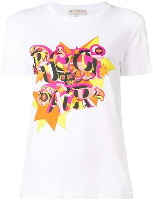 Emilio Pucci Pucci Is In The Air print T-shirt