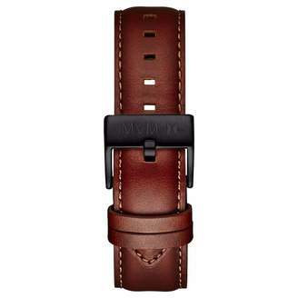 MVMT Mens 40 Series20mm Natural Leather