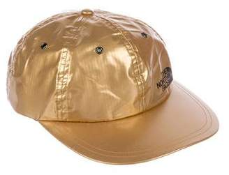 The North Face x Supreme 2018 Metallic Hat w/ Tags