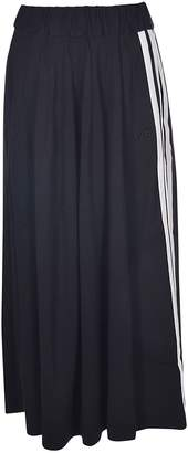 Y-3 Y 3 High Waisted Maxi Skirt