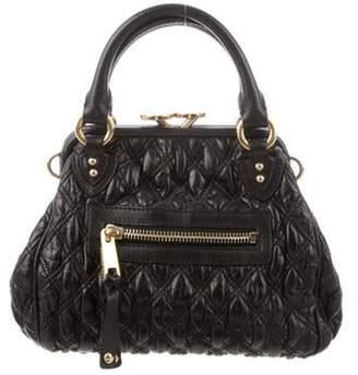 Marc Jacobs Stam Shoulder Bag Black Stam Shoulder Bag
