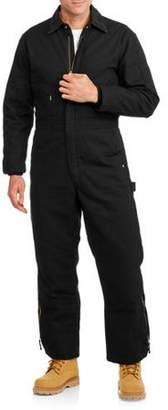 Walls Big Men's Insulated 12 oz 100% Cotton Duck Coverall
