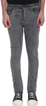 Drkshdw Grey Denim Jeans