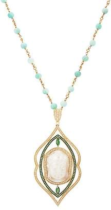 Sara Weinstock Women's Buddha Pendant Necklace