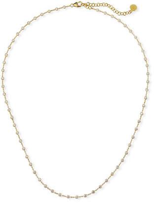 Amrapali Legend Tarakini 18k All-Around Diamond Station Necklace