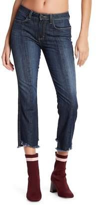 Siwy Denim Hemingway Skinny Undone Hem Jeans
