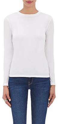 Barneys New York Women's Long-Sleeve T-Shirt - White