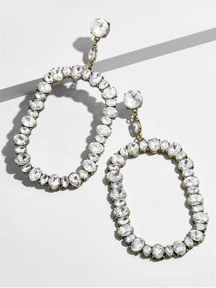 BaubleBar Annabelle Hoop Earrings