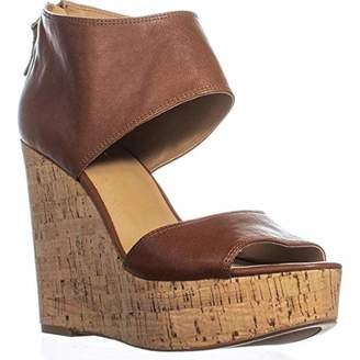 11adcdbfe at Amazon.com · Nine West Women s Caswell Wedge Sandal