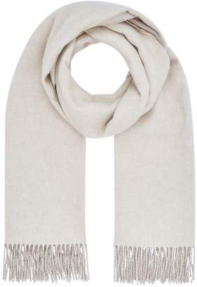 Harrods Double Faced Cashmere Scarf