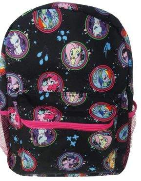 My Little Pony Friends Roxy School Bag Rucksack Backpack
