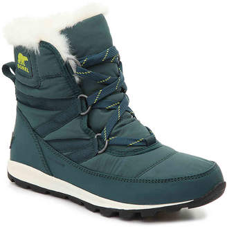 Sorel Whitney Short Lace Snow Boot - Women's
