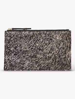 Levi's Calf Hair Mini Wallet