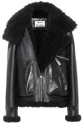 Lore leather jacket