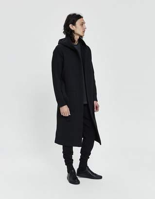 Wings + Horns Wings+Horns Cabin Fleece Robe in Black