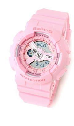 Baby-G (ベビーG) - BABY-G BABY-G/(L)BA-110-4A1JF/Pink カシオ ファッショングッズ
