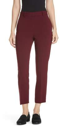 Theory Treeca Crepe Ankle Pants