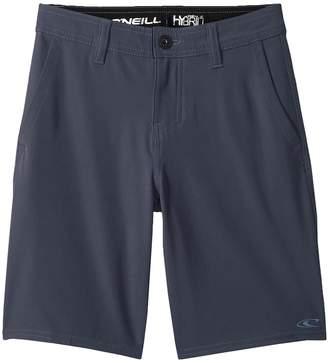O'Neill Kids Loaded Solid Hybrid Shorts Boy's Shorts