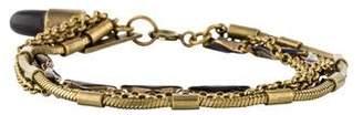 Isabel Marant Enamel Multistrand Bracelet