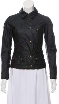 Belstaff Coated Casual Jacket