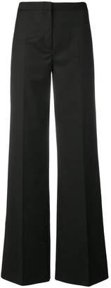 Tonello flared tailored trousers