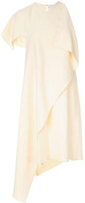 Rosetta Getty asymmetric dress