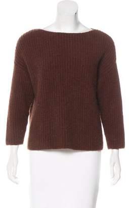 Vince Wool & Yak-Blend Sweater