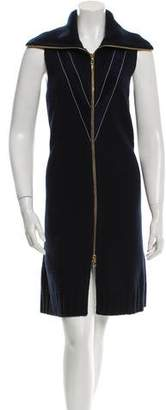 Derek Lam Wool Knee-Length Dress w/ Tags