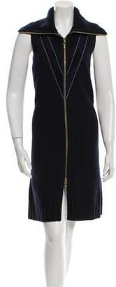 Derek Lam Wool Knee-Length Dress w/ Tags $745 thestylecure.com