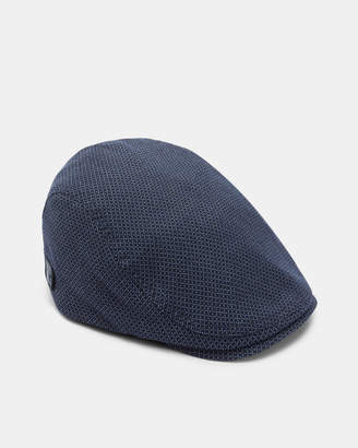 Ted Baker FELLING Textured flat cap